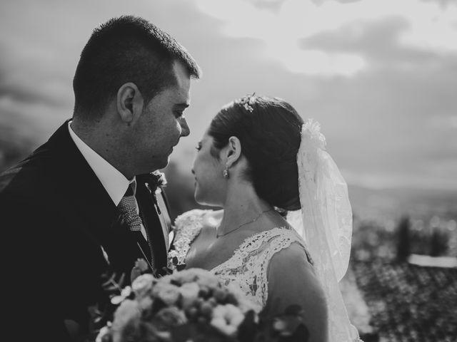 La boda de Ricardo y Paula en Granada, Granada 70