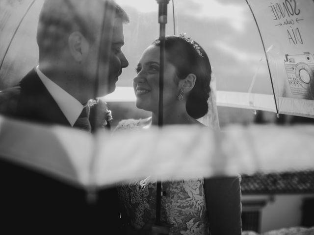 La boda de Ricardo y Paula en Granada, Granada 74