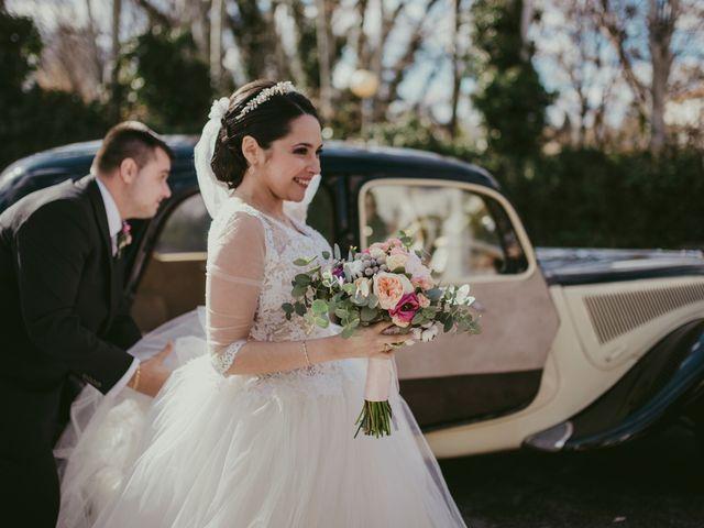 La boda de Ricardo y Paula en Granada, Granada 75