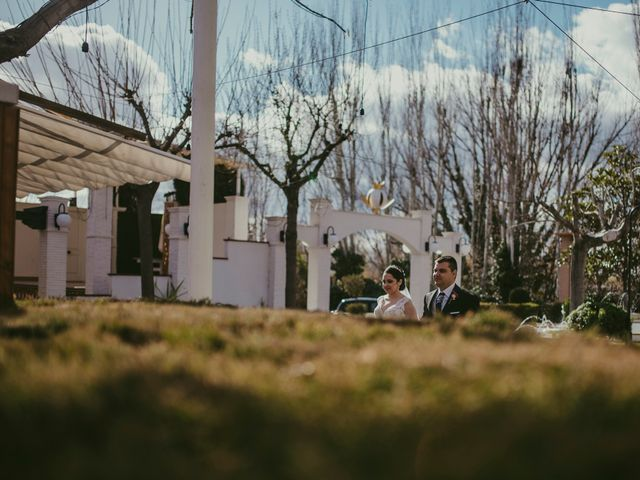 La boda de Ricardo y Paula en Granada, Granada 77