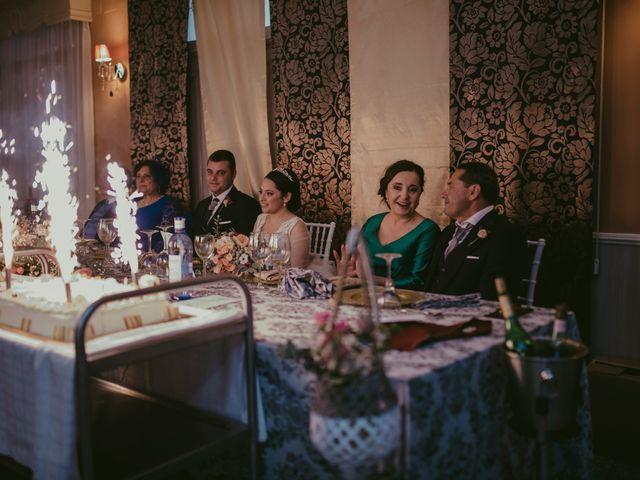 La boda de Ricardo y Paula en Granada, Granada 82
