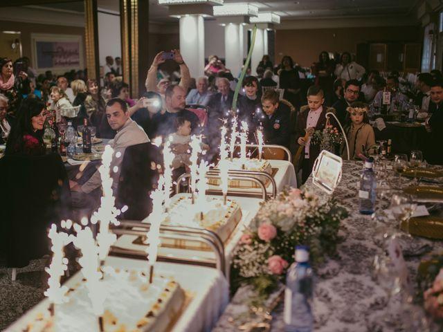 La boda de Ricardo y Paula en Granada, Granada 83