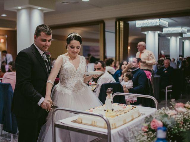 La boda de Ricardo y Paula en Granada, Granada 84