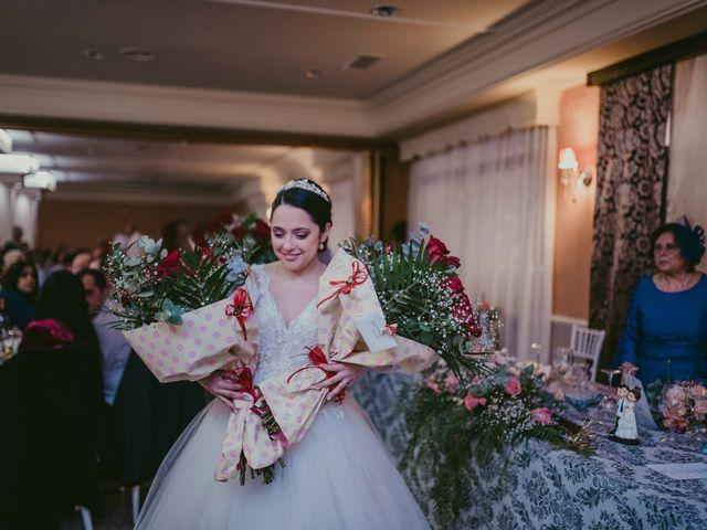 La boda de Ricardo y Paula en Granada, Granada 95