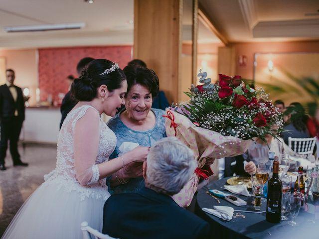 La boda de Ricardo y Paula en Granada, Granada 97