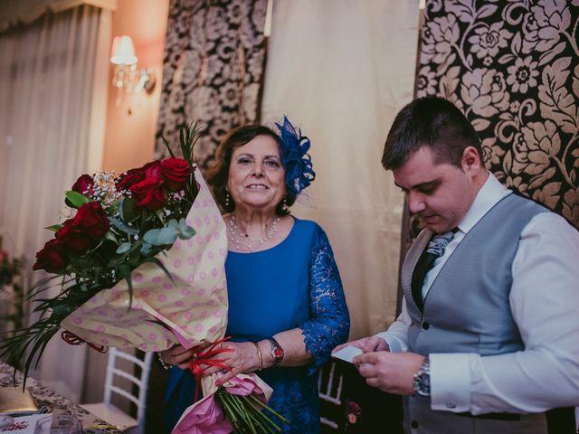 La boda de Ricardo y Paula en Granada, Granada 98