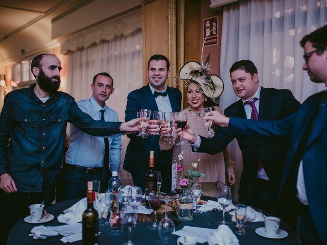 La boda de Ricardo y Paula en Granada, Granada 101