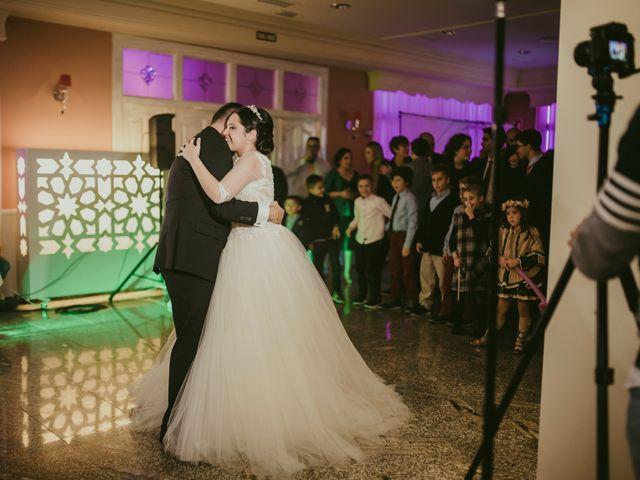 La boda de Ricardo y Paula en Granada, Granada 119