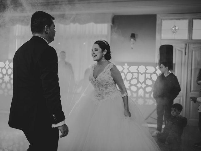 La boda de Ricardo y Paula en Granada, Granada 121