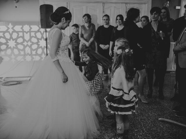La boda de Ricardo y Paula en Granada, Granada 124