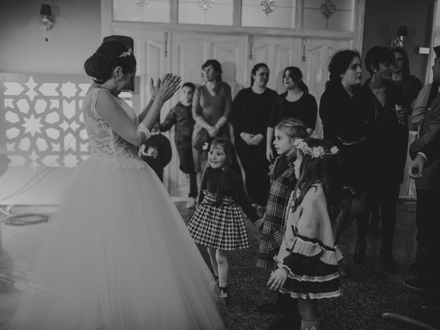 La boda de Ricardo y Paula en Granada, Granada 125