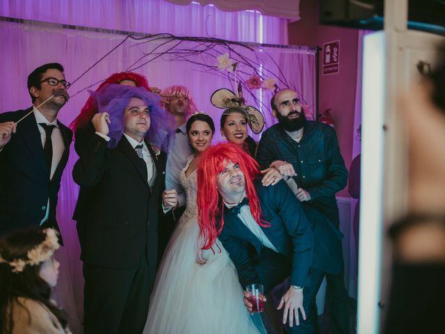La boda de Ricardo y Paula en Granada, Granada 131