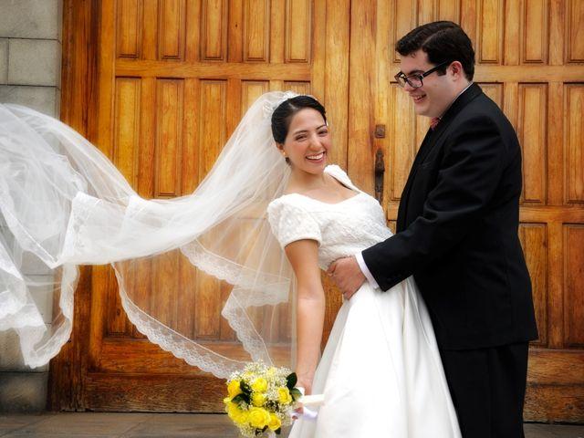 La boda de María y Nestor en Puerto De La Cruz, Santa Cruz de Tenerife 1