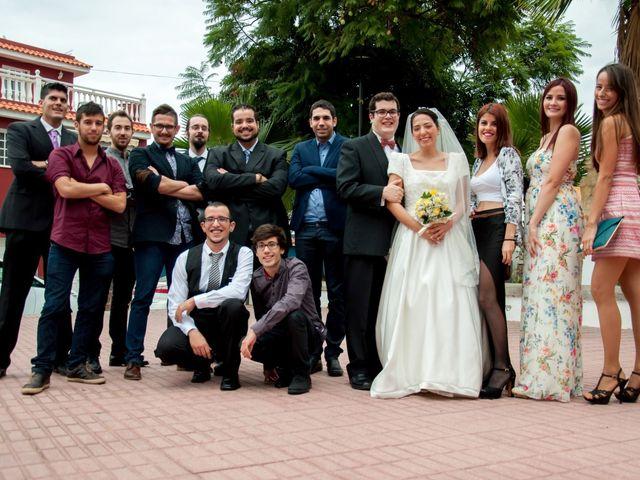 La boda de María y Nestor en Puerto De La Cruz, Santa Cruz de Tenerife 13