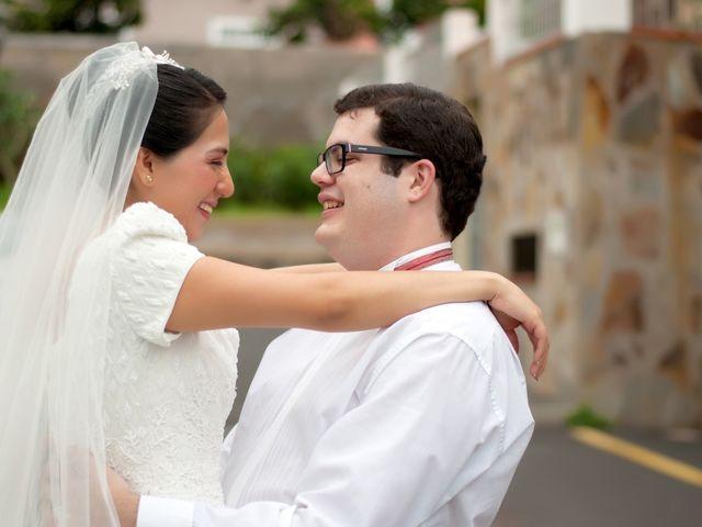 La boda de María y Nestor en Puerto De La Cruz, Santa Cruz de Tenerife 2