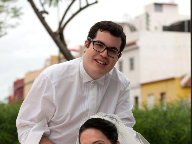 La boda de María y Nestor en Puerto De La Cruz, Santa Cruz de Tenerife 14