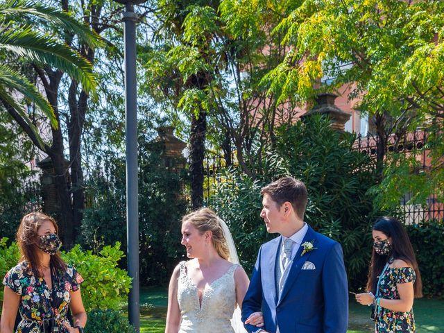 La boda de David y Vicky en Zaragoza, Zaragoza 16