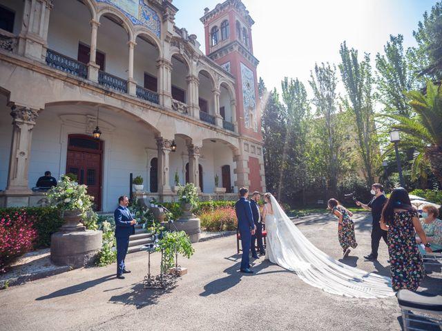 La boda de David y Vicky en Zaragoza, Zaragoza 1