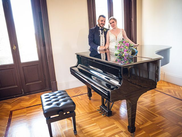 La boda de David y Vicky en Zaragoza, Zaragoza 21