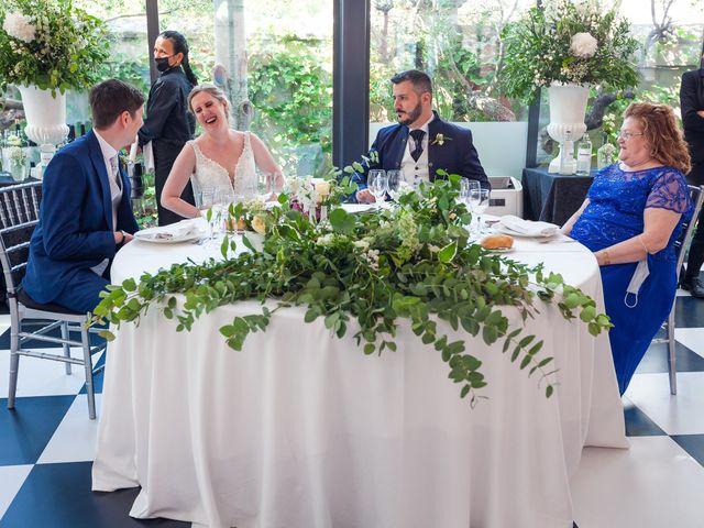 La boda de David y Vicky en Zaragoza, Zaragoza 22