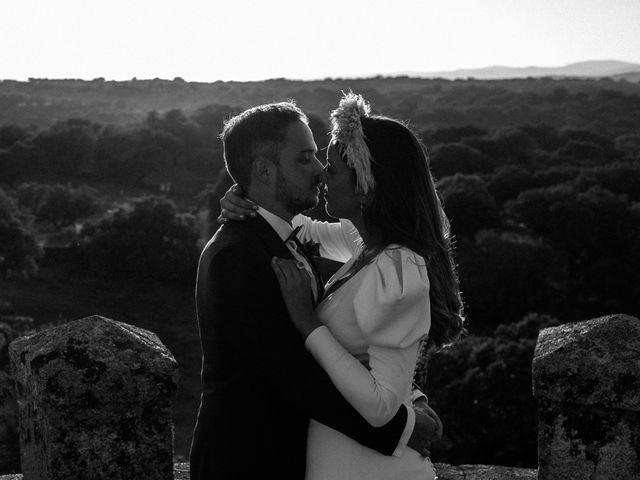 La boda de Sergio y Laura en Alburquerque, Badajoz 3