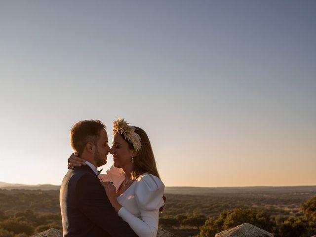 La boda de Sergio y Laura en Alburquerque, Badajoz 4