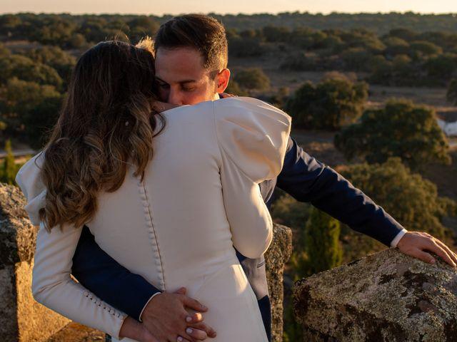 La boda de Sergio y Laura en Alburquerque, Badajoz 2