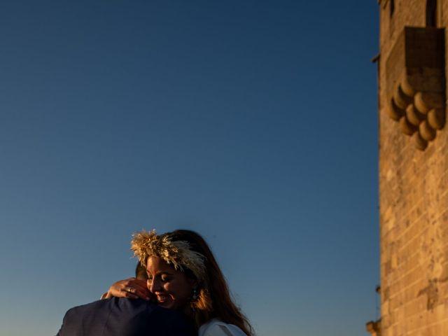 La boda de Sergio y Laura en Alburquerque, Badajoz 5