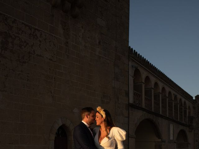 La boda de Sergio y Laura en Alburquerque, Badajoz 6