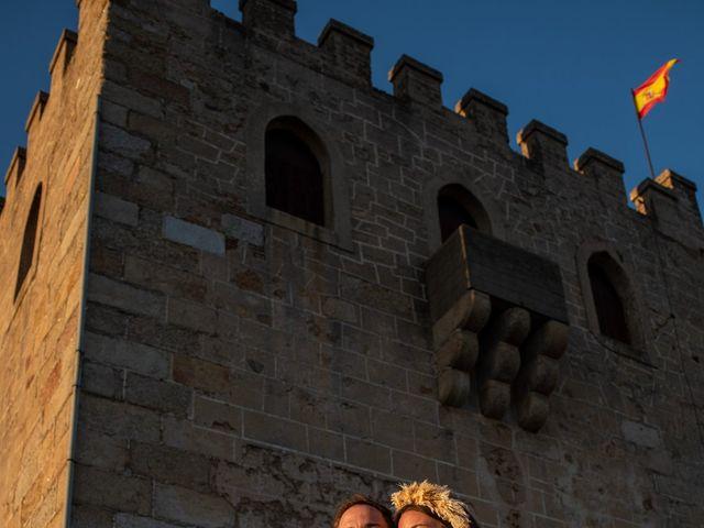 La boda de Sergio y Laura en Alburquerque, Badajoz 7