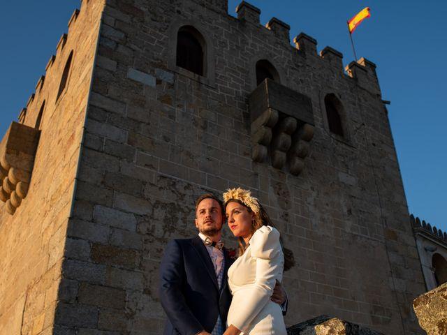 La boda de Sergio y Laura en Alburquerque, Badajoz 8