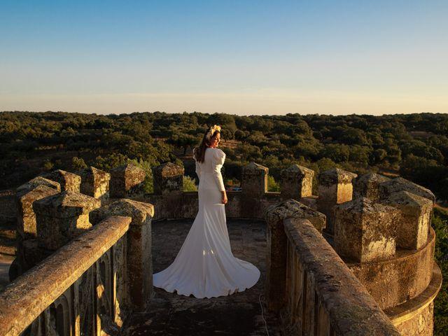 La boda de Sergio y Laura en Alburquerque, Badajoz 12