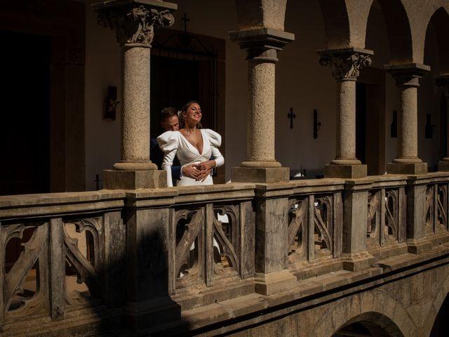La boda de Sergio y Laura en Alburquerque, Badajoz 14