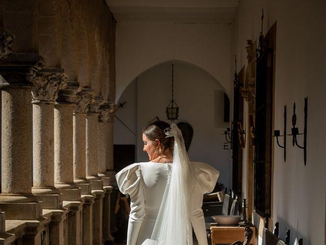 La boda de Sergio y Laura en Alburquerque, Badajoz 16