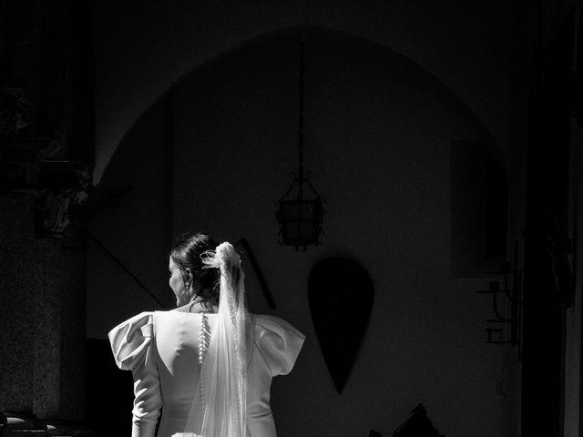 La boda de Sergio y Laura en Alburquerque, Badajoz 17