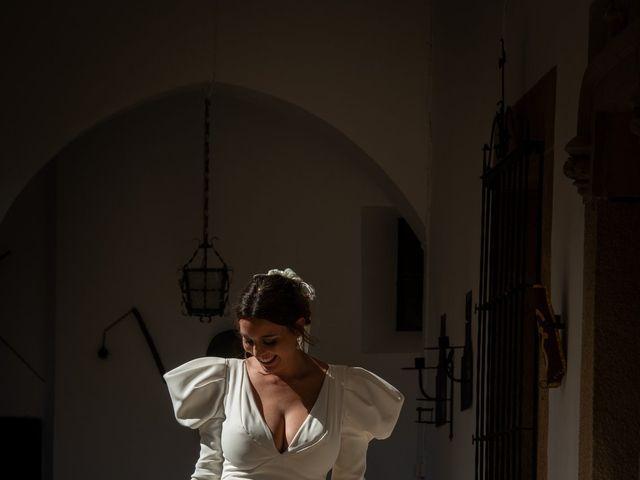 La boda de Sergio y Laura en Alburquerque, Badajoz 18