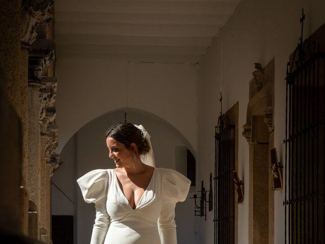 La boda de Sergio y Laura en Alburquerque, Badajoz 19
