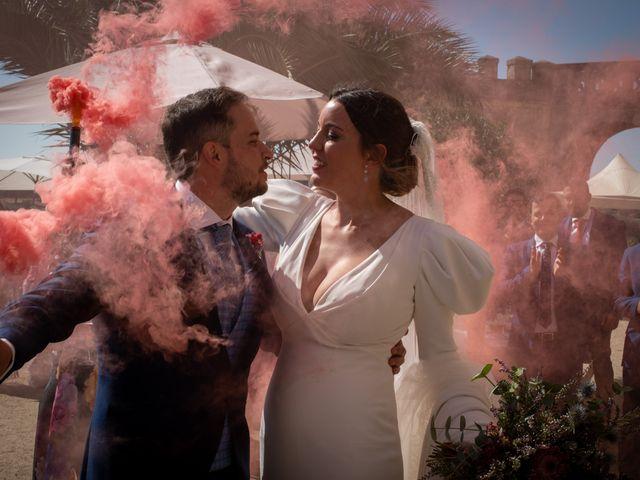 La boda de Sergio y Laura en Alburquerque, Badajoz 20