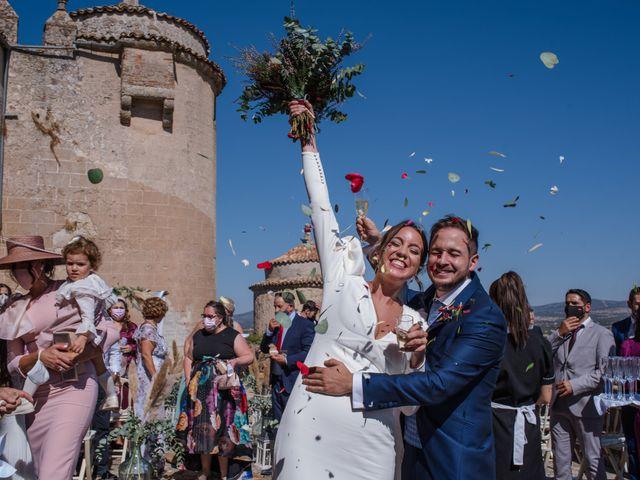 La boda de Sergio y Laura en Alburquerque, Badajoz 22