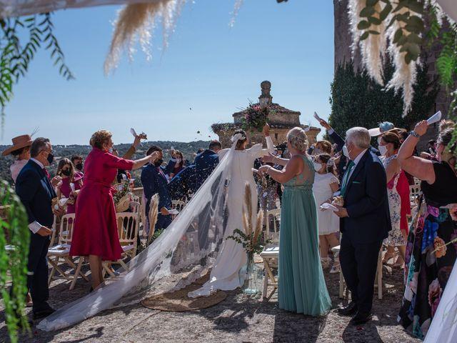 La boda de Sergio y Laura en Alburquerque, Badajoz 27