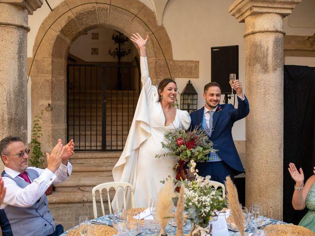 La boda de Sergio y Laura en Alburquerque, Badajoz 29