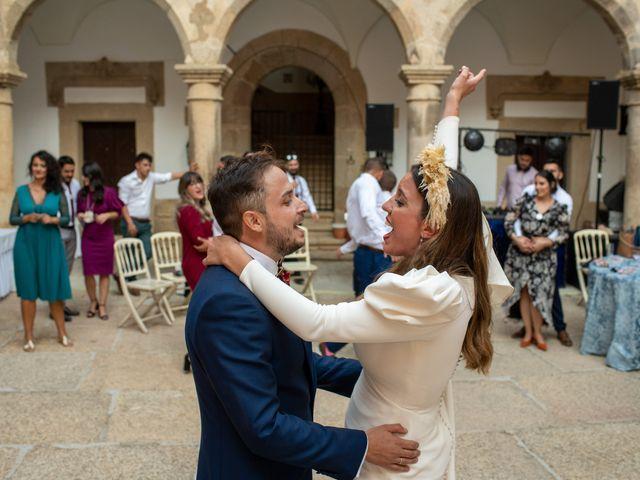 La boda de Sergio y Laura en Alburquerque, Badajoz 31