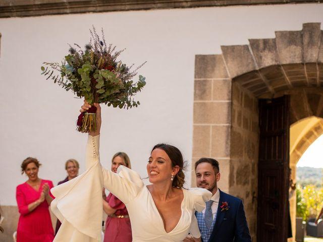 La boda de Sergio y Laura en Alburquerque, Badajoz 32