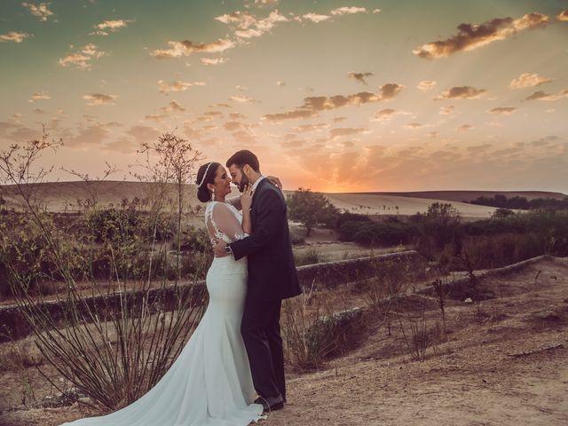 La boda de Sergio y Margari
