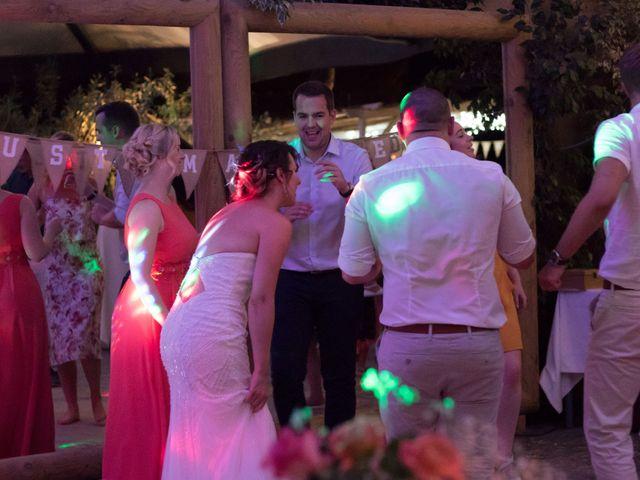 La boda de Liam y Joanne en Altea, Alicante 21