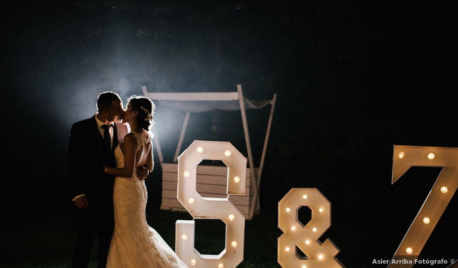La boda de Sergio y Zully en Ventas De Armentia, Burgos