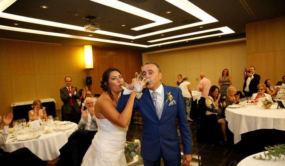 La boda de Andrea y Chema en Zaragoza, Zaragoza