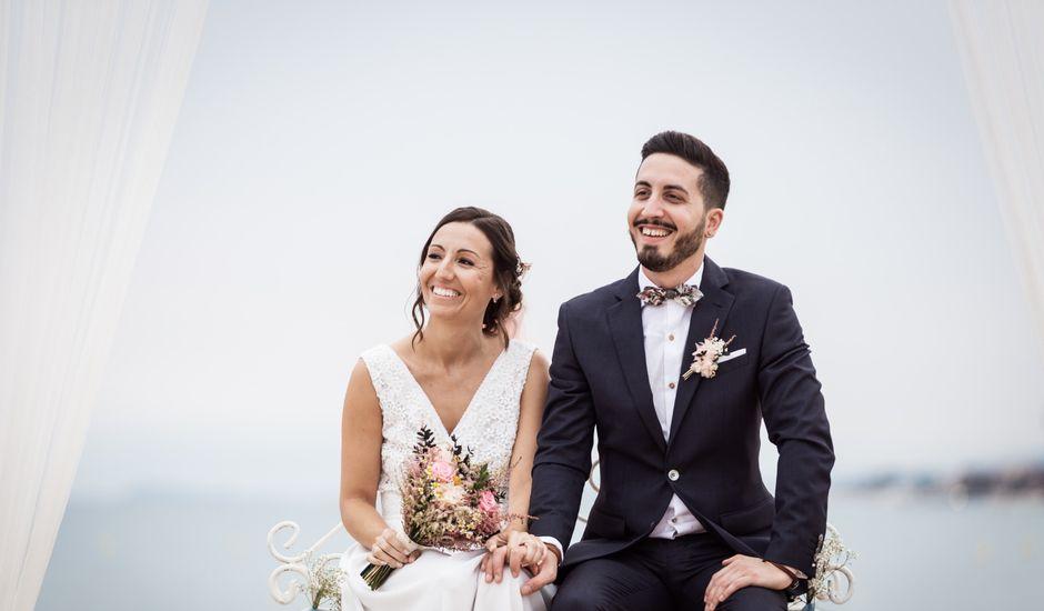 La boda de Rubén y Desirée en Arenys De Mar, Barcelona