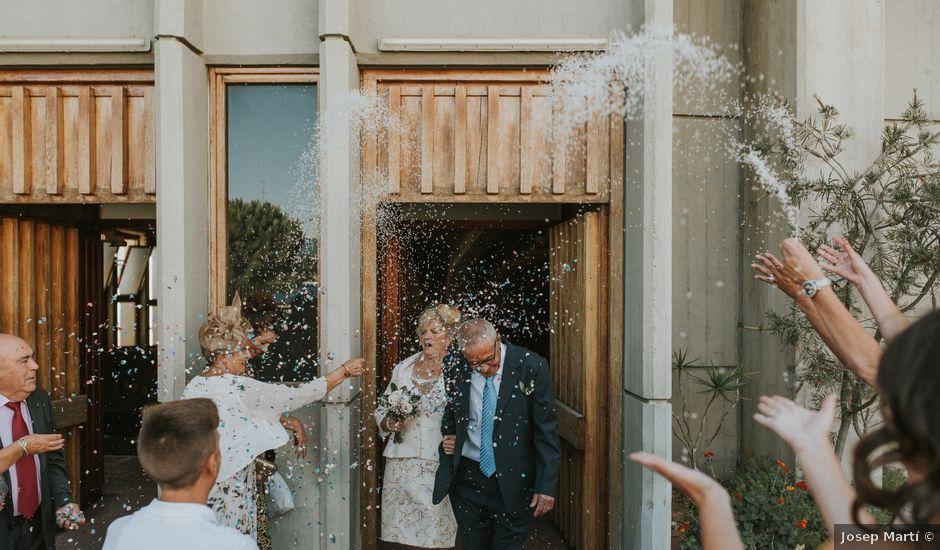 La boda de Paco y Carmen en El Vendrell, Tarragona