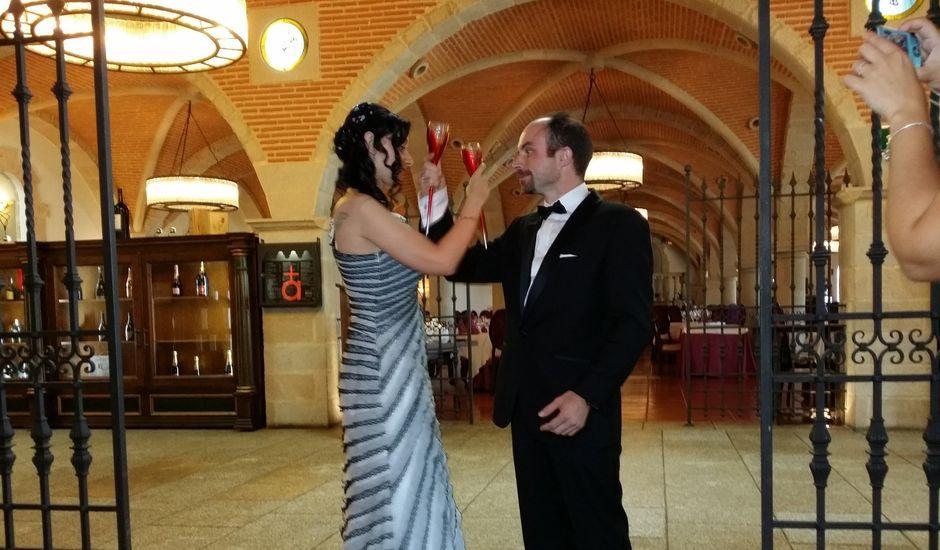 La boda de Luis y Sandra en Salamanca, Salamanca